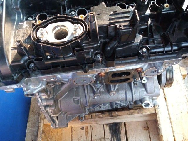 Motor parcial BMW 320I 2020/21 gasolina - Foto 3