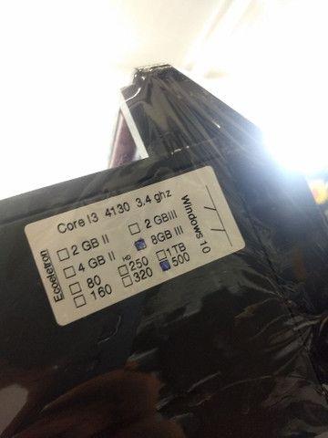 CPU Lenovo Core i3 4° geração!! - Foto 4