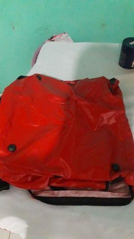 Vendo uma capa dá beg motoboy  - Foto 2