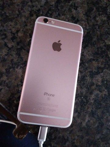 A01S novo na caixa + iphone 6s  - Foto 3