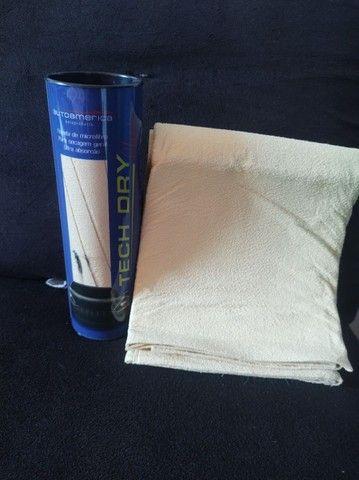 Flanelas de Auta secagem  - Foto 2