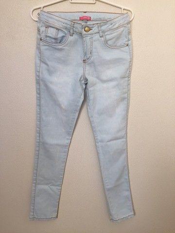 Tam 34 jeans menina 15 cada - Foto 5