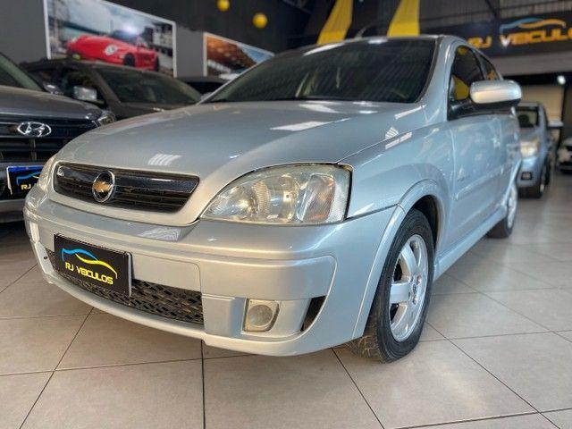 Chevrolet Corsa Premium 1.4 2008 completo!!! - Foto 3