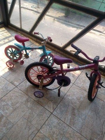Três Bicicletas