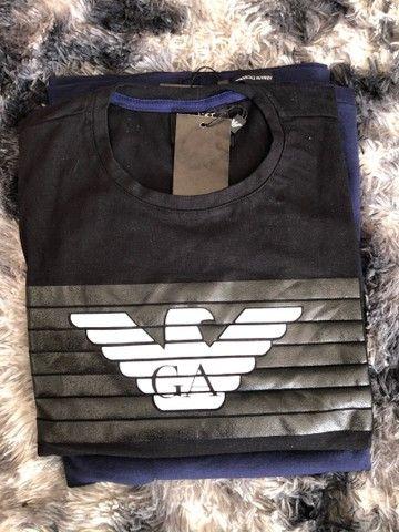 Camisas multimarcas 70,00 com entrega grátis