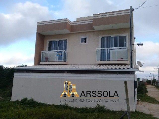 LJ Excelente casa com 2 quartos em Unamar - Cabo Frio