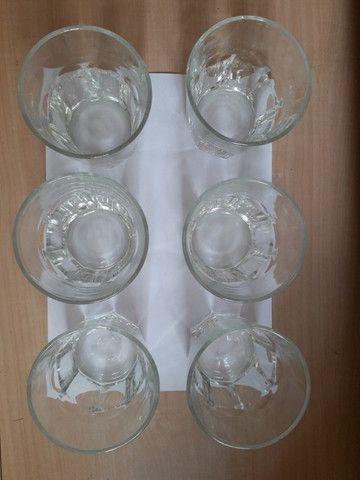 Conjunto Copos de Vidro 06 unidades - 300 ml - Foto 4