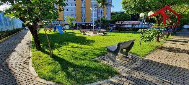Apartamento com 3 dormitórios à venda por R$ 240.000,00 - Parangaba - Fortaleza/CE - Foto 2