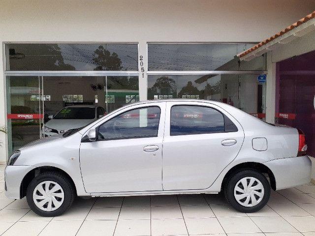 Toyota Etios Sedan AUT 2021/0KM - Foto 4