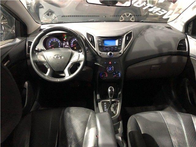Hyundai Hb20 1.6 Premium 16v Flex 4p Automático 2014 - Muito Novo.. - Foto 8