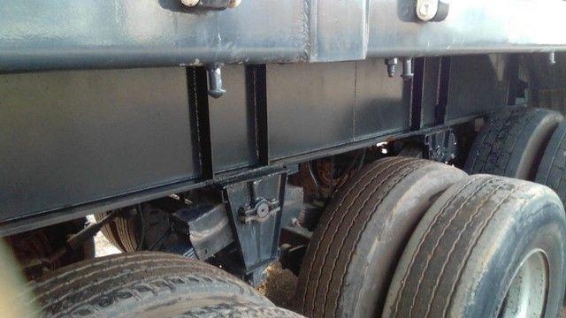 Scania 420 R124 2006 e Carreta Guerra 2001 - Foto 17
