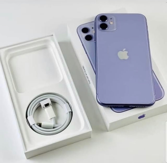 IPhone 11 128 gb lilás/roxo lacrado