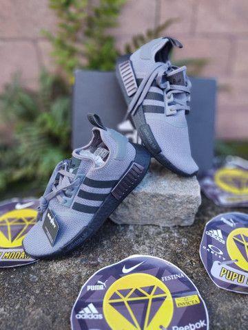 Tênis Adidas nmd r1 - Foto 4