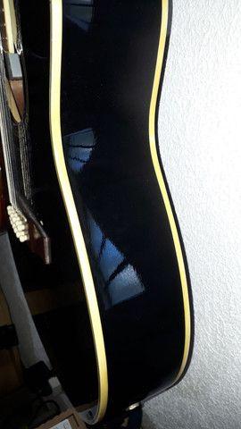 Violao 12 cordas condor - Foto 5