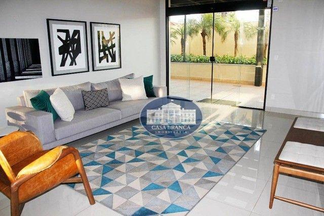 Cobertura Duplex - 4 suítes à venda, 414 m² por R$ 2.100.000 - Vila Santa Maria - Araçatub - Foto 11