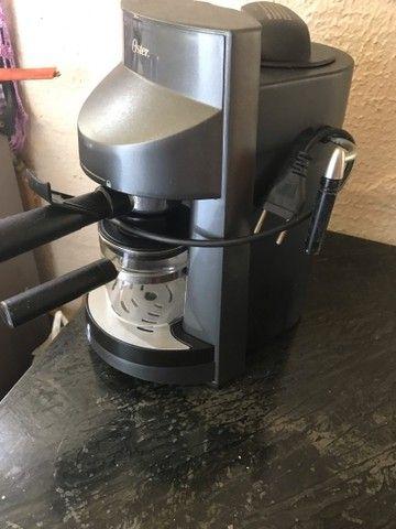 Cafeteira prática e rápida