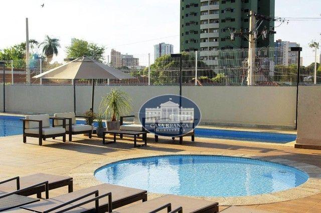 Cobertura Duplex - 4 suítes à venda, 414 m² por R$ 2.100.000 - Vila Santa Maria - Araçatub - Foto 8