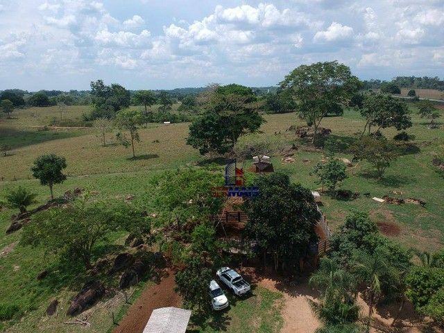 Sítio à venda com 32 alqueires por R$ 2.000.000 - Zona Rural - Presidente Médici/RO - Foto 2