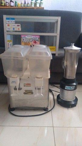 Refresqueira+liquidificador+expositor. - Foto 3