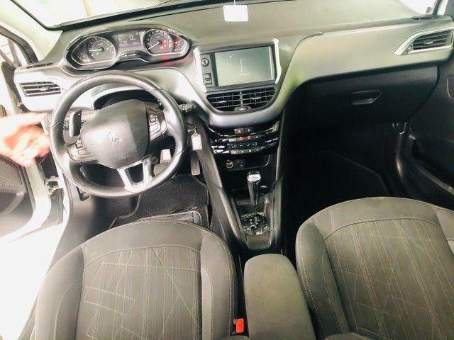 Peugeot 208 Griffe Automático 1.6 2016 *Carla Alves ** - Foto 6