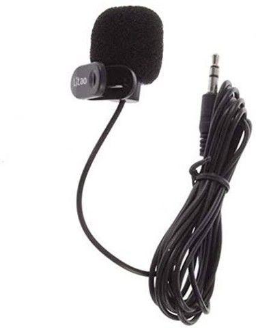 Microfone de Lapela P2 para Pc Desktop ou Notebook<br>