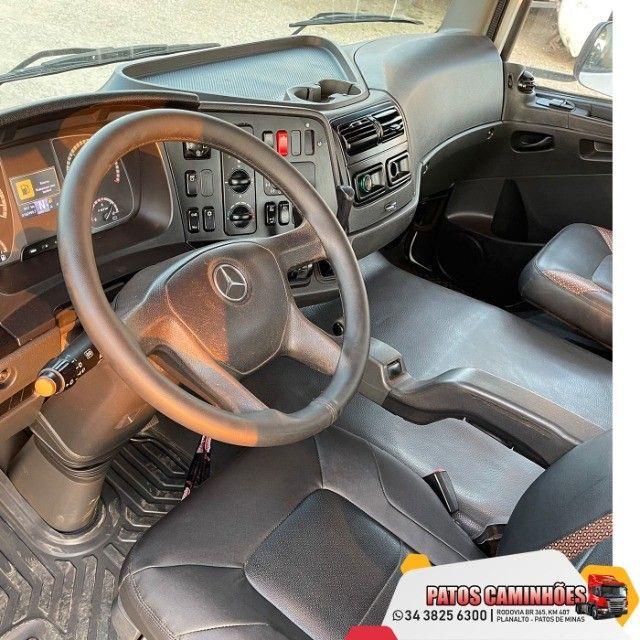 Mercedes Benz Axor 3344 Plataforma - Foto 12