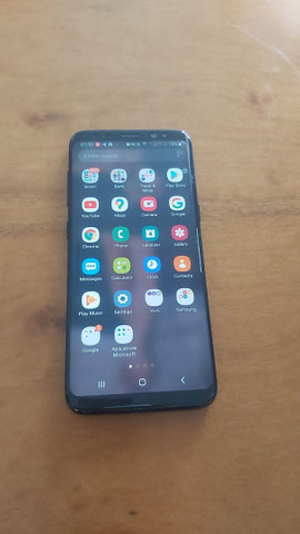 Samsung S8 64Gb Preto