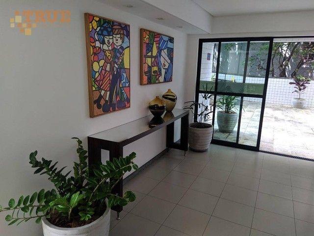 Apartamento com 3 dormitórios à venda, 72 m² por R$ 430.000,00 - Aflitos - Recife/PE - Foto 15