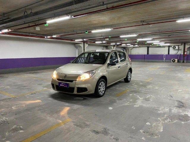 Renault Sandero Authentique 1.0 - Foto 3
