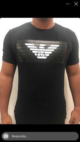 Camisas multimarcas 70,00 com entrega grátis  - Foto 3