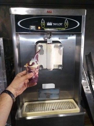 taylor 441 de alta produção para servir açai shake smoties em alta produção frozen - Foto 2