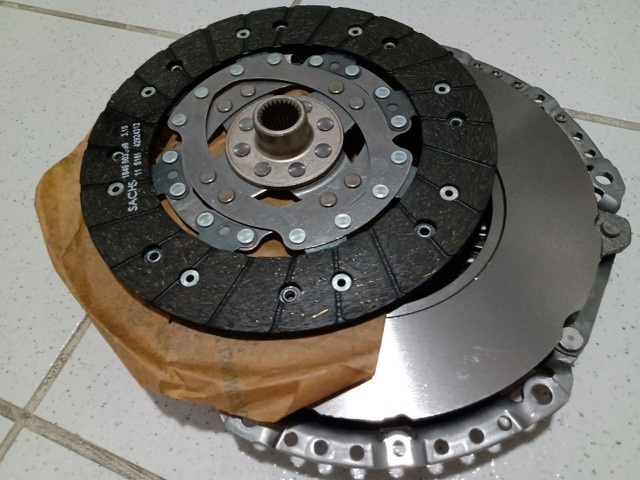 Embreagem Citroen DS3 THP turbo - Foto 3