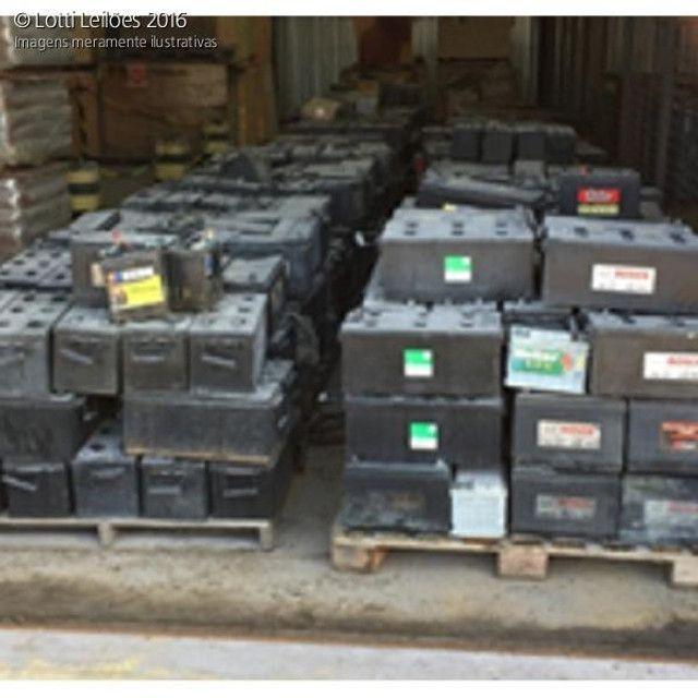 Compro Bateria Usada de carro - Foto 2