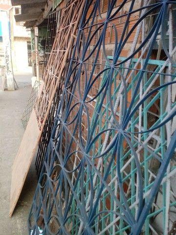 Portoes e grades pra janelas