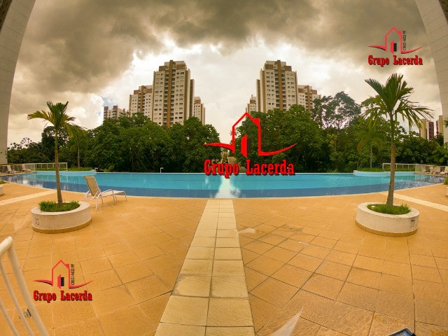 Mundi Resort Residencial 96m² 2 suítes 3 Vagas  fino acabamento - Foto 3