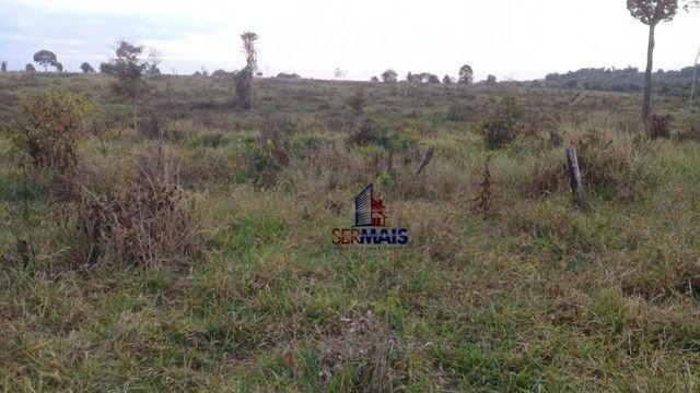 Sítio com 1 dormitório à venda, 493679 m² por R$ 850.000 - Zona Rural - Vale do Anari/RO - Foto 2