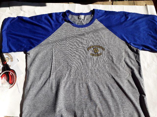 Camiseta Raglan Personalizada - Foto 6