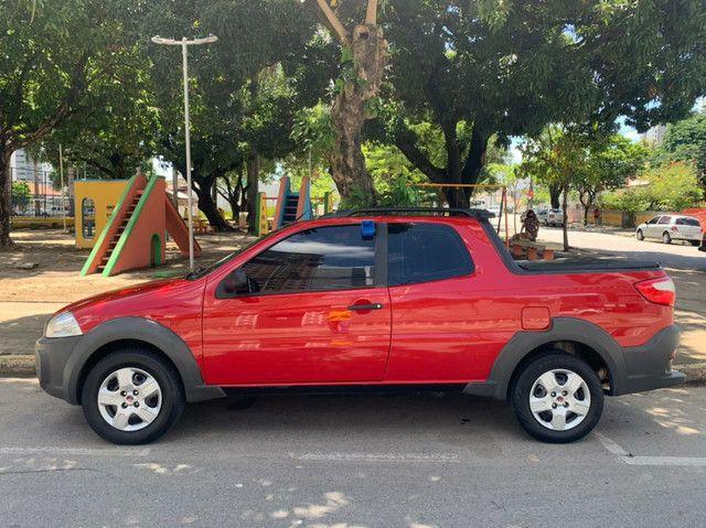 Strada HD cab.dupla 3 portas 2018 ( 60x 987 + entrada) - Foto 4