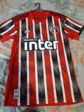 Camisa do São Paulo original  semi nova