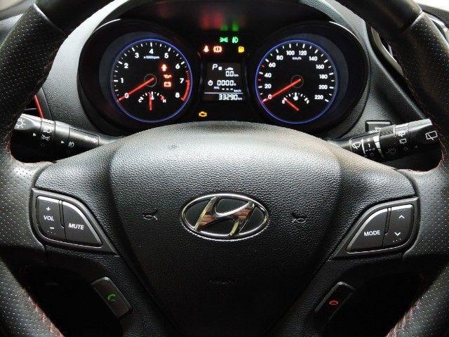 Hyundai HB20 1.6 R-Spec Flex 16v - Automático 2017. - Foto 9