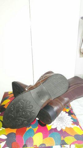 bota CONSTANCE  semi nova