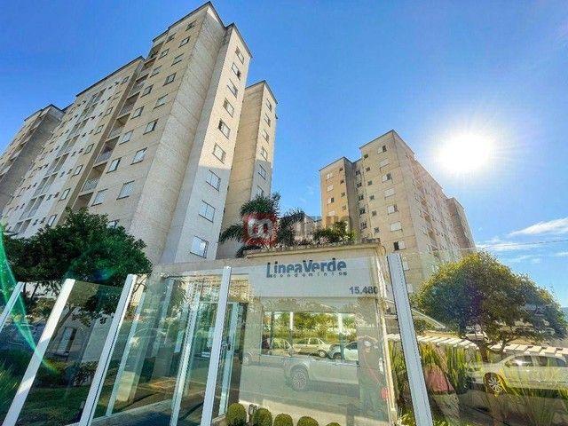 Apartamento Luxuoso Totalmente Mobiliado, 2 Quartos com Suíte em Condomínio Clube - Bairro - Foto 15