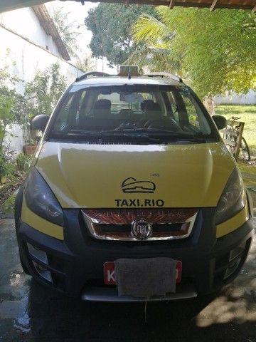 Táxi Idea Adventure autonomia antiga