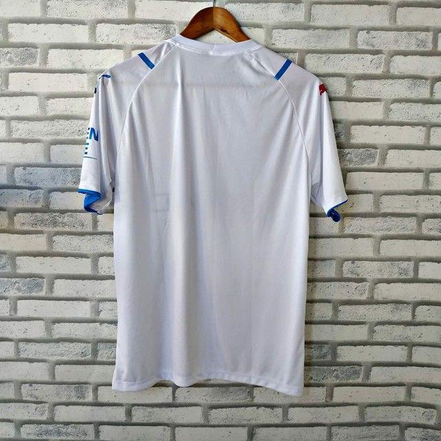 Camisa de time DRY-FIT de boa qualidade do P ao GG - Foto 3