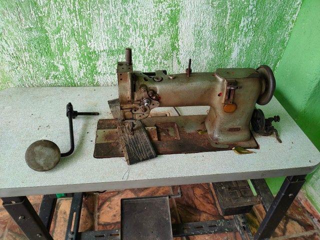 Máquina de costura para tapeceiro. - Foto 3