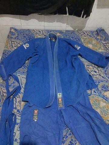 Kimono ATAMA baixei pra vender logo 200 - Foto 4