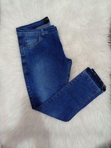 Calça Jeans Masculina novas em Promoção - Foto 2