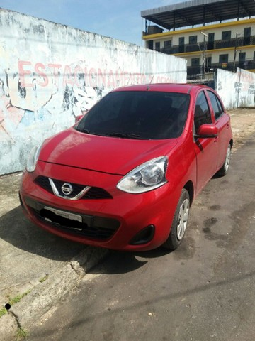Nissan march 2015/16 1.0