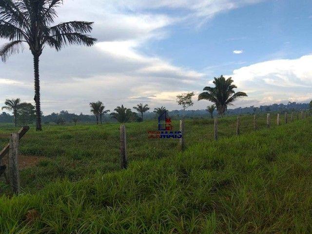 Fazenda à venda, por R$ 4.140.000 - Zona Rural - Machadinho D'Oeste/RO - Foto 5