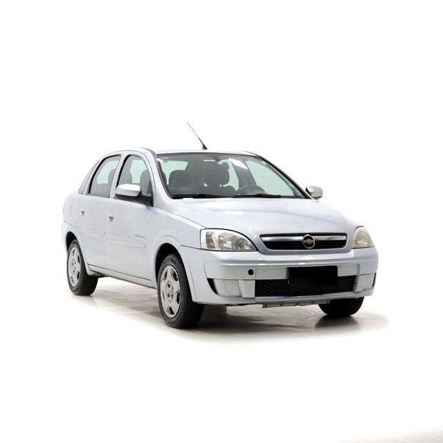 GM/Corsa Sedan Premium 2010 1.4 Flex 4p. - Foto 2